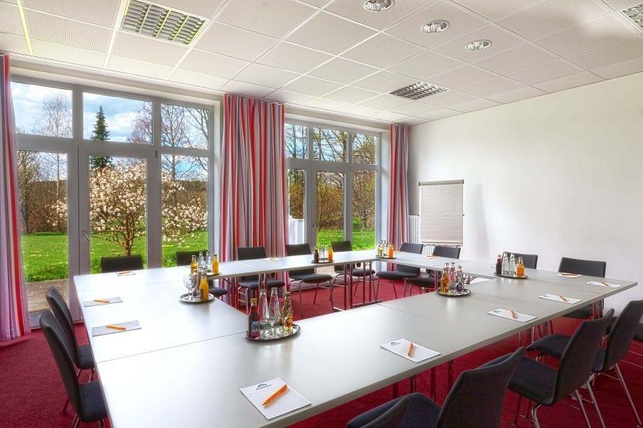 Das ****Tagungshotel Sonnengarten bietet zahlreiche Tagungsräume und Seminarräume im Allgäu conference